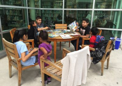 SGA Storytime at the CH Library